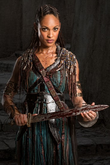 Spartacus War Of The Damned (Season 3) Cast Photos (3)