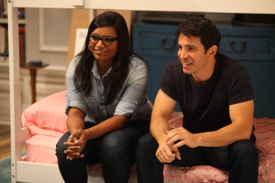 The Mindy Project Episode 11 Bunk Bed