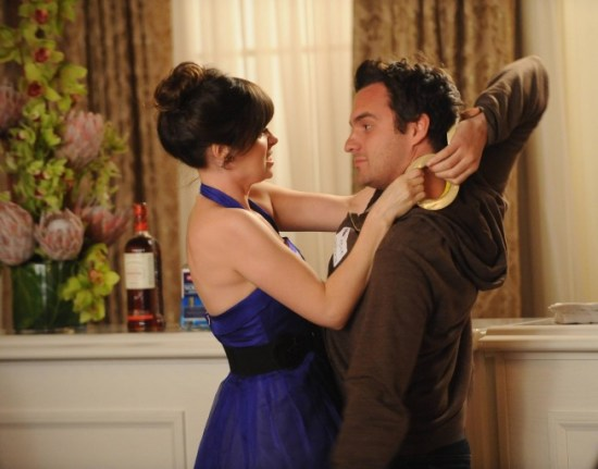 New Girl Season 2 Episode 16 Table 34