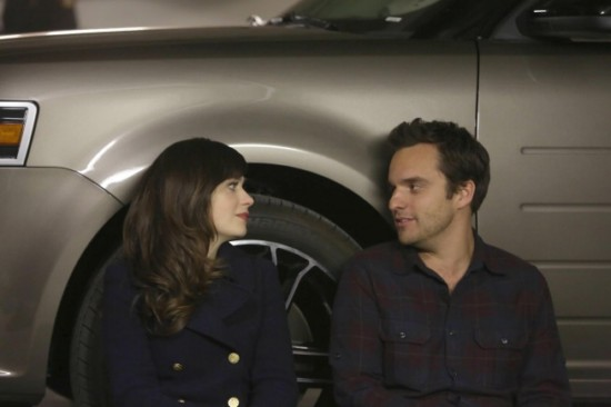 New Girl Season 2 Episode 17 Parking Spot (6)