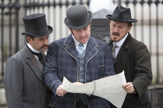 Ripper Street (BBC America) Episode 3 The King Came Calling (7)