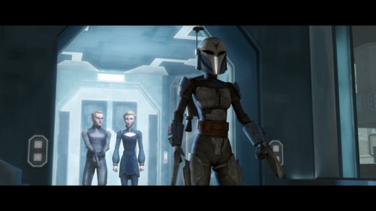 Star Wars The Clone Wars Season 5 Episode 16 The Lawless