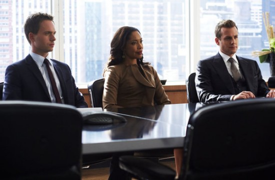 Suits Season 2 Episode 14 He's Back
