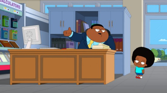 The Cleveland Show Season 4 Episode 9 Here Comes the Bribe