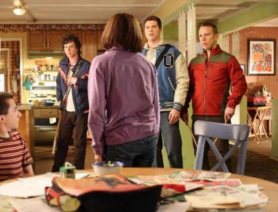 The Middle Season 4 Episode 15 Winners and Losers (3)