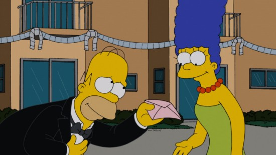 The Simpsons Season 24 Episode 12 Love is a Many Splintered Thing (7)