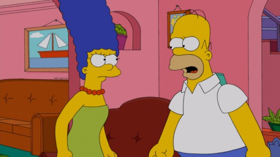 The Simpsons Season 24 Episode 12 Love is a Many Splintered Thing (8)