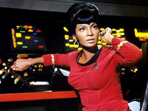 Lt. Uhura - Star Trek