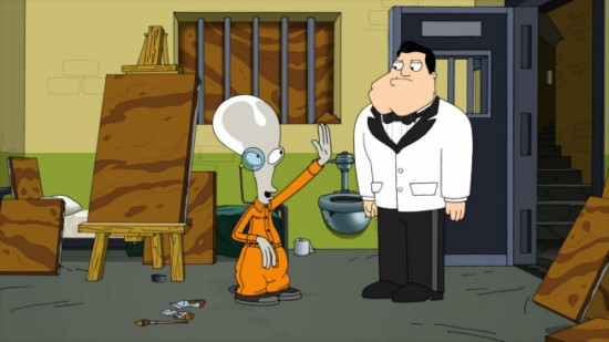 American Dad Season 8 Episode 13 For Black Eyes Only (3)