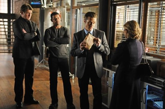 Castle Season 5 Episode 18 The Wild Rover (10)