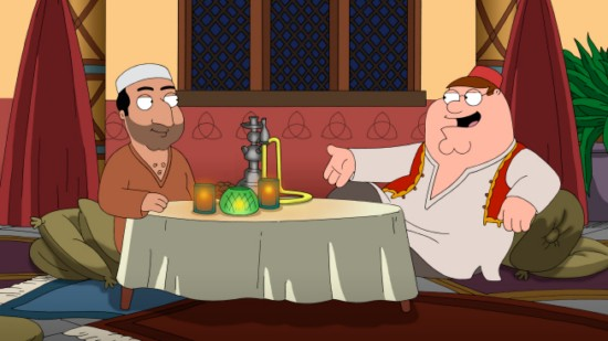 Family Guy Season 11 Episode 16 Turban Cowboy