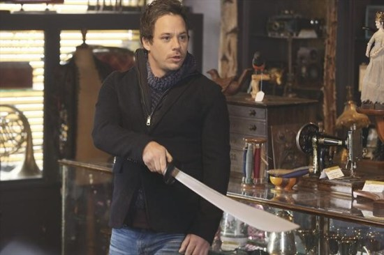 """Once Upon a Time Season 2 Episode 16 """"The Miller's Daughter"""" (4)"""