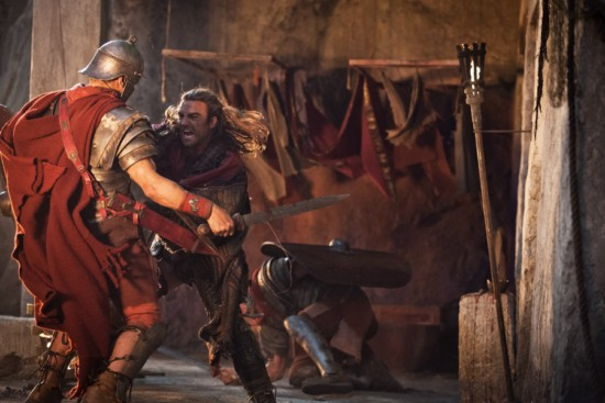 Spartacus War Of The Damned Episode 5 Blood Brothers (3)