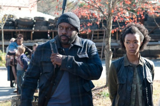 The Walking Dead Season Finale 2013 Welcome to the Tombs03