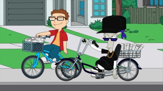 American Dad Season 8 Episode 16 The Boring Identity 2