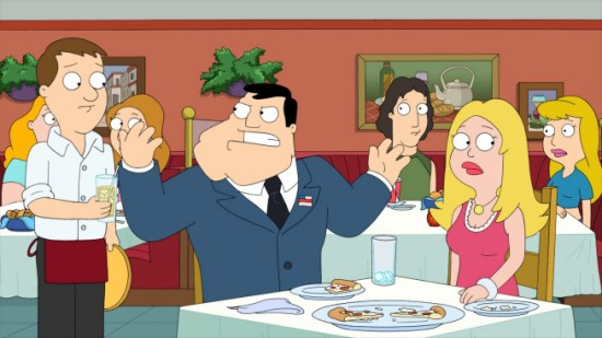 American Dad Season 8 Episode 16 The Boring Identity 3