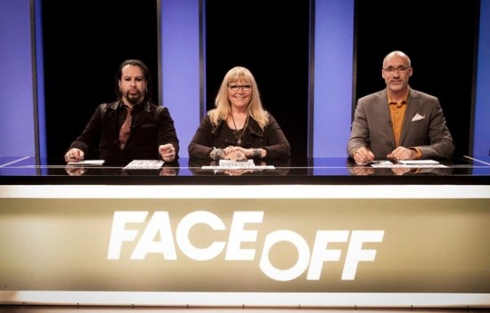 Face Off Season 5 Episode 1 Going for Gold (2)