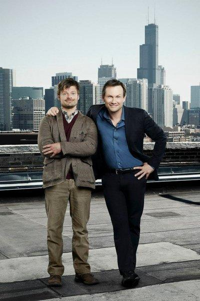 Steve Zahn and Christian Slater - Mind Games