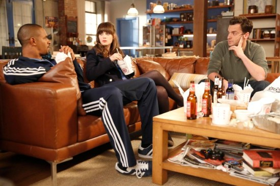 New Girl Season 3 Episode 7 Coach 10