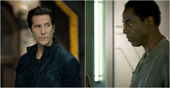 the 100 henry ian cusick isaiah washington.jpg