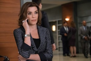"""Verdict"" -- As Peter's trial begins, Alicia works desperately to keep her husband from returning to jail. Also, Diane and Lucca move aggressively to expand the law firm, but face serious opposition from David Lee, on THE GOOD WIFE, Sunday, May 1 (9:00-10:00 PM, ET/PT) on the CBS Television Network. Pictured   Julianna Margulies as Alicia Florrick Photo: Jeff Neumann/CBS ©2016 CBS Broadcasting, Inc. All Rights Reserved"