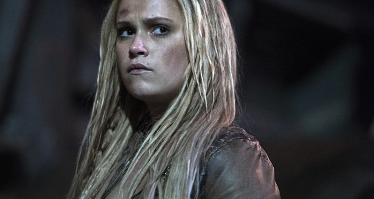 """The 100 -- """"Stealing Fire"""" -- ImageHU309b_0214 -- Pictured: Eliza Taylor as Clarke -- Credit: Cate Cameron/The CW -- © 2016 The CW Network, LLC. All Rights Reserveded"""