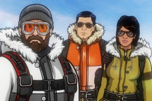 Archer Season 6 Episode 3 The Archer Sanction 01
