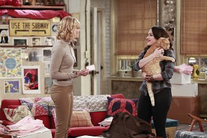 2 Broke Girls And The Fat Cat Season 4 Episode 15 06