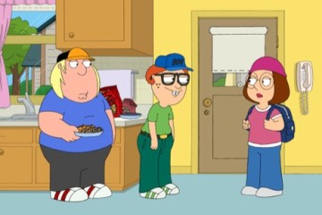 Family Guy Once Bitten Season 13 Episode 15 02