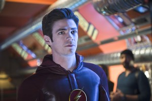 The Flash Fast Enough Season Finale 2015 15