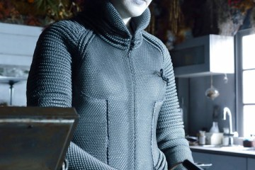 """DEFIANCE -- """"When Twilight Dims the Sky Above"""" Episode 310 -- Pictured: Trenna Keating as Doc Yewll -- (Photo by: Ben Mark Holzberg/Syfy)"""
