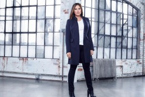 LAW & ORDER: SPECIAL VICTIMS UNIT -- Season: 17 -- Pictured: Mariska Hargitay as Sargeant Olivia Benson -- (Photo by: Jason Bell/NBC)