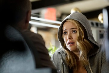 "THE BLACKLIST -- ""Marvin Gerard"" Episode 302 -- Pictured: Megan Boone as Elizabeth Keen  -- (Photo by: Peter Kramer/NBC)"