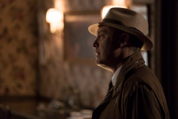 "THE BLACKLIST -- ""The Djinn"" Episode 304 -- Pictured: James Spader as Red Reddington -- (Photo by: Virginia Sherwood/NBC)"