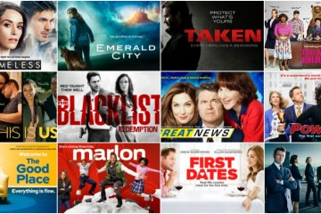 NBC 2016-2017 TV shows