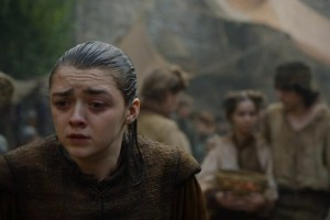 arya bleeding