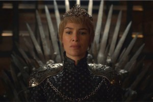 cersei iron throne june 27