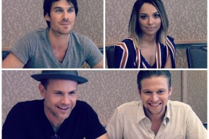 the vampire diaries comic-con 2016