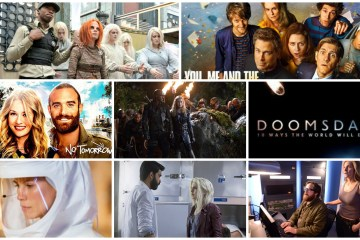 No Tomorrow, iZombie, Defiance, You, Me and the Apocalypse, The 100, Doomsday, The Last Ship, Revolution