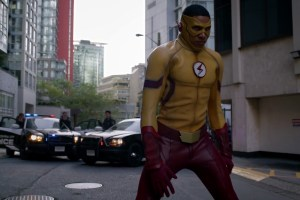 kid flash The Flash Season 3