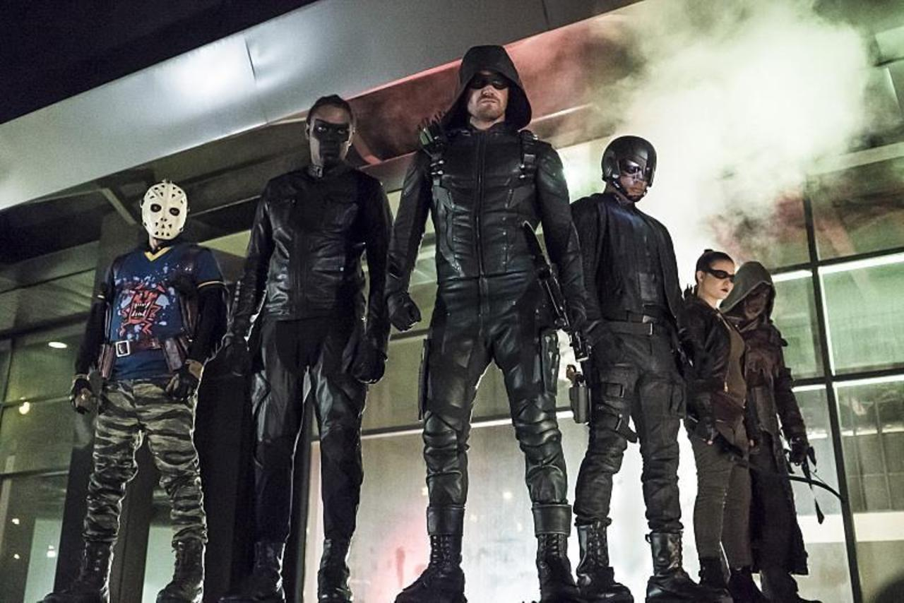 Arrow season 5: Oliver soon in couple with the new Black Canary?