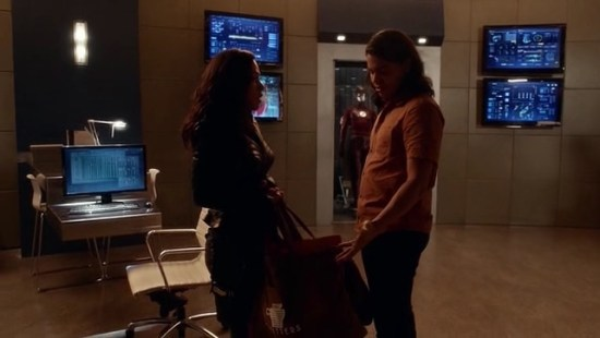 Cisco and Gypsy - The Flash