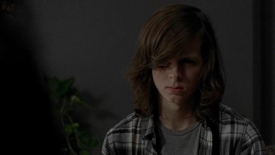 Carl - The Walking Dead