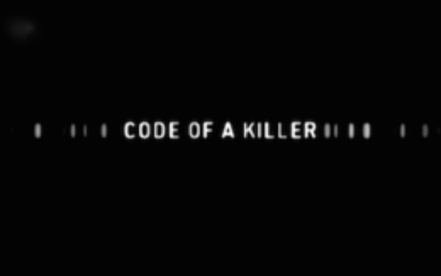 Title Screen - Code of a Killer