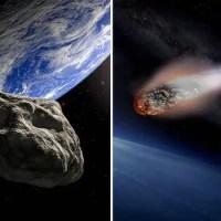 L'astéroïde 2012 TC4 frapperait la Terre en octobre 2017??
