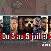 Comiccon de Montréal: Game of Thrones, The Walking Dead, Les gardiens de la galaxie et autres!