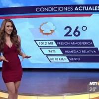 Ozzy Man Reviews: Yanet Garcia et la météo mexicaine