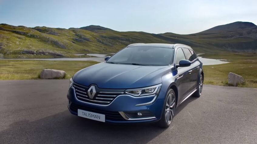 Der neue Renault Talisman Grandtour