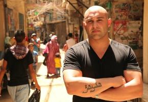 Shane @ Shatilla 3, Beirut resize