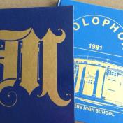 yearbooks